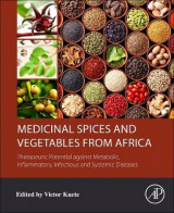Omslag - Medicinal Spices and Vegetables from Africa