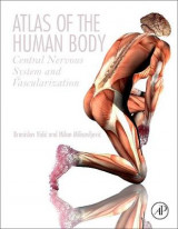 Omslag - Atlas of the Human Body: Central Nervous System and Vascularization