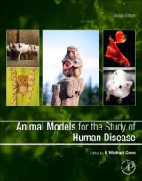 Omslag - Animal Models for the Study of Human Disease