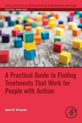 Omslag - A Practical Guide to Finding Treatments That Work for People with Autism