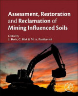 Omslag - Assessment, Restoration and Reclamation of Mining Influenced Soils