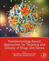 Omslag - Nanotechnology-Based Approaches for Targeting and Delivery of Drugs and Genes