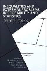Omslag - Inequalities and Extremal Problems in Probability and Statistics
