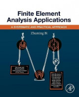 Omslag - Finite Element Analysis Applications