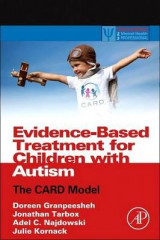 Omslag - Evidence-Based Treatment for Children with Autism