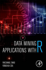 Omslag - Data Mining Applications with R