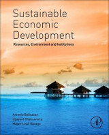 Omslag - Sustainable Economic Development