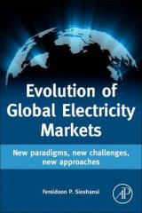 Omslag - Evolution of Global Electricity Markets