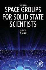 Omslag - Space Groups for Solid State Scientists