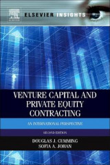 Omslag - Venture Capital and Private Equity Contracting