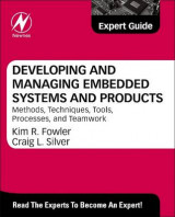 Omslag - Developing and Managing Embedded Systems and Products