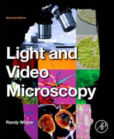 Omslag - Light and Video Microscopy