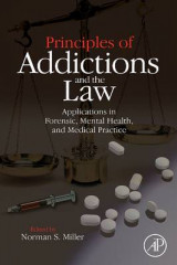 Omslag - Principles of Addictions and the Law