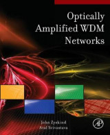 Omslag - Optically Amplified WDM Networks