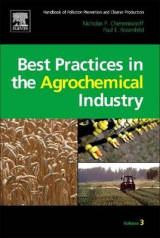 Omslag - Handbook of Pollution Prevention and Cleaner Production Vol. 3: Best Practices in the Agrochemical Industry