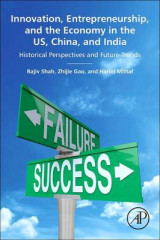 Omslag - Innovation, Entrepreneurship, and the Economy in the US, China, and India