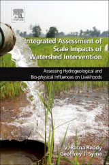 Omslag - Integrated Assessment of Scale Impacts of Watershed Intervention