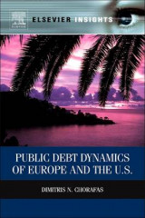 Omslag - Public Debt Dynamics of Europe and the U.S.