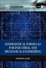 Omslag - Mathematical Formulas for Industrial and Mechanical Engineering