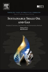 Omslag - Sustainable Shale Oil and Gas