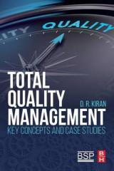 Omslag - Total Quality Management