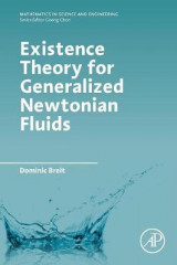 Omslag - Existence Theory for Generalized Newtonian Fluids