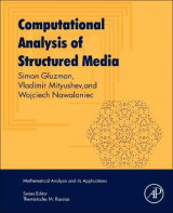 Omslag - Computational Analysis of Structured Media