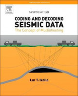 Omslag - Coding and Decoding: Seismic Data: Volume 1