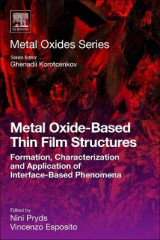 Omslag - Metal Oxide-Based Thin Film Structures