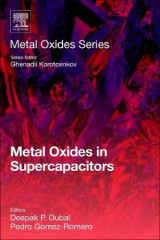 Omslag - Metal Oxides in Supercapacitors