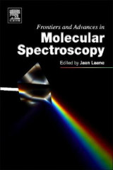 Omslag - Frontiers and Advances in Molecular Spectroscopy