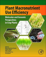 Omslag - Plant Macronutrient Use Efficiency