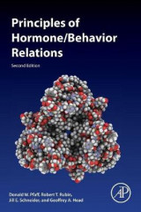Omslag - Principles of Hormone/Behavior Relations