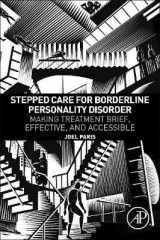 Omslag - Stepped Care for Borderline Personality Disorder