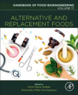 Omslag - Alternative and Replacement Foods: Volume 17