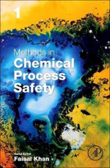 Omslag - Methods in Chemical Process Safety: Volume 1