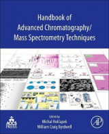 Omslag - Handbook of Advanced Chromatography /Mass Spectrometry Techniques