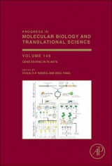Omslag - Gene Editing in Plants: Volume 149