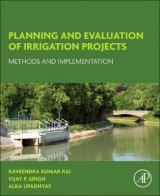 Omslag - Planning and Evaluation of Irrigation Projects