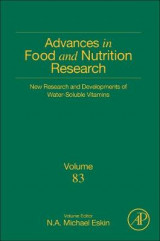 Omslag - New Research and Developments of Water-Soluble Vitamins: Volume 83