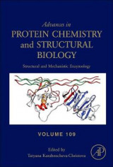 Omslag - Structural and Mechanistic Enzymology: Volume 109