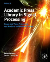 Omslag - Academic Press Library in Signal Processing, Volume 6