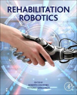 Omslag - Rehabilitation Robotics