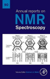 Omslag - Annual Reports on NMR Spectroscopy: Volume 90