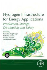 Omslag - Hydrogen Infrastructure for Energy Applications