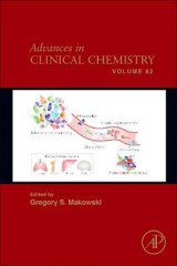 Omslag - Advances in Clinical Chemistry: Volume 71