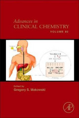 Omslag - Advances in Clinical Chemistry