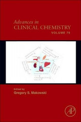 Omslag - Advances in Clinical Chemistry: Volume 79