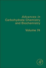 Omslag - Advances in Carbohydrate Chemistry and Biochemistry: Volume 73