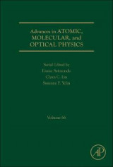 Omslag - Advances in Atomic, Molecular, and Optical Physics: Volume 66